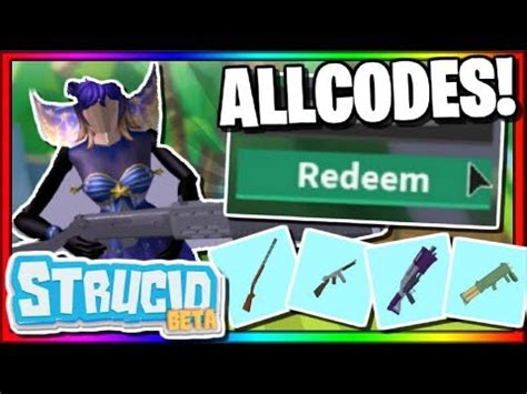 strucid codes  skins strucidcodescom