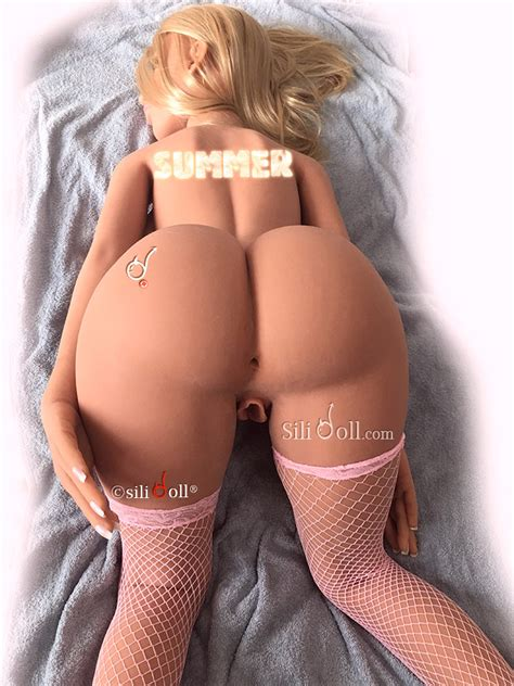 Sex Doll Summer™ So Realistic And Lifelike With Skintech