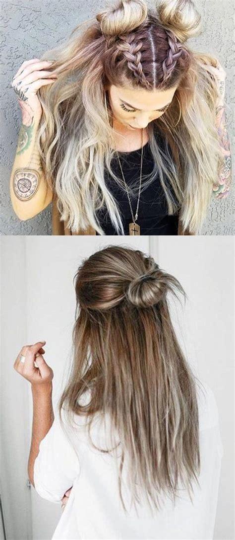 minuten frisuren fuer locken hair peinados faciles