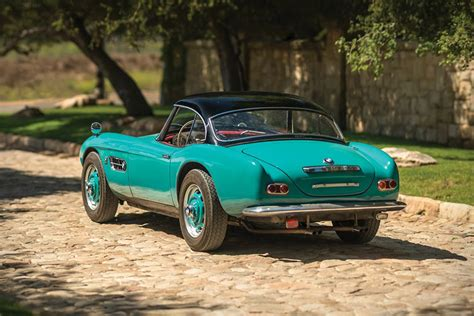 1957 BMW 507 Roadster Series I | Uncrate