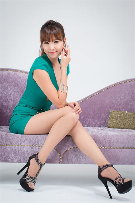 sexy office lady lee eun hye