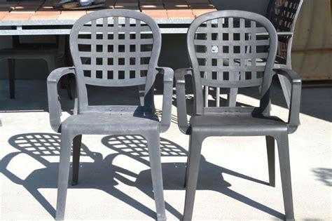 repeindre des chaises repeindre des chaises en plastique 28 images bain de