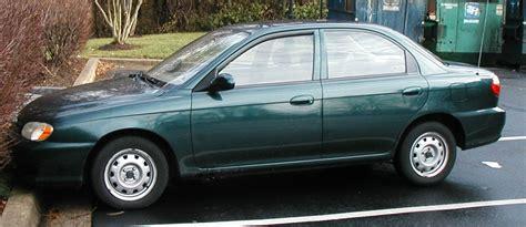 1998 Kia Sephia by Kia Sephia 1998