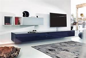 Meuble Tele Haut : meuble television haut de gamme ~ Teatrodelosmanantiales.com Idées de Décoration