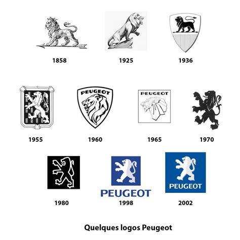 Peugeot Car Logo by Logos Peugeot Crests N Such Peugeot