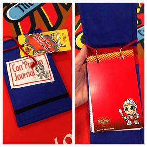 Website updated with accessories! » Con*Quest Journals