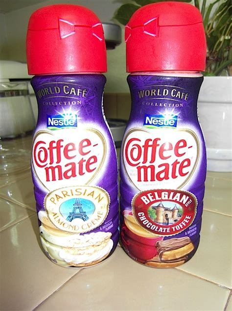 Coffee's perfect mate ☕️❤️ read house rules: New Coffee-mate European Flavors - Pulpconnection