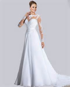 cheap wedding dresses with sleeves turmec cheap sleeve white dress