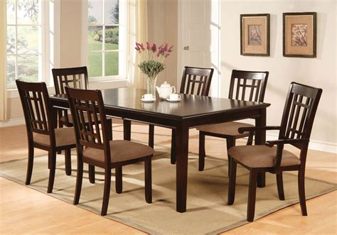 furniture of america 7 dining table set review