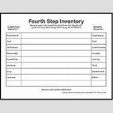 10th Step Inventory Emmamcintyrephotographycom