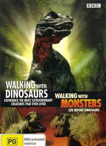 The gallery for --> Walking With Monsters Hyneria