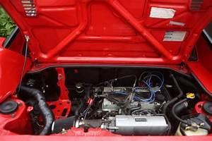 1987 Toyota Mr2 Mk1 Engine Bay