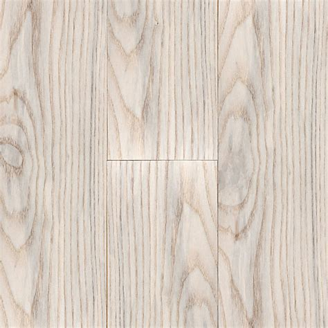 "3/4"" x 5"" Matte Carriage House White Ash   BELLAWOOD"
