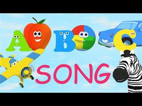 alphabet song abc song youtube