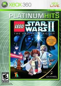 Co Optimus Lego Star Wars Ii The Original Trilogy Xbox