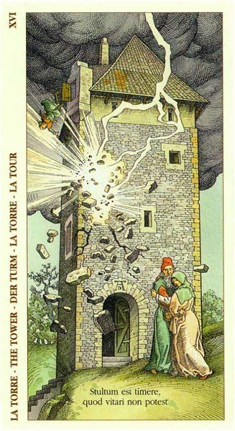 la maison dieu der narr auf seinem weg