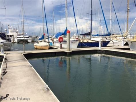 Boat Mooring Brisbane by 13 5 Meter Monohull Berth Manly Qld For Sale Marina