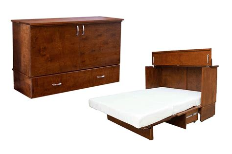 Bett Auf Schrank by Stanley Cabinet Bed Murphy Bed By Cabinetbed