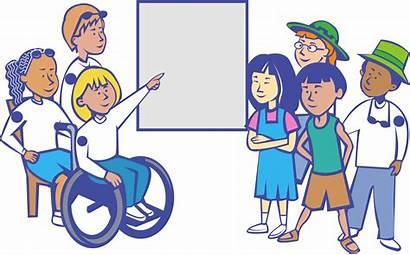 Classroom Clipart Diversity Cartoon Transparent Webstockreview Child