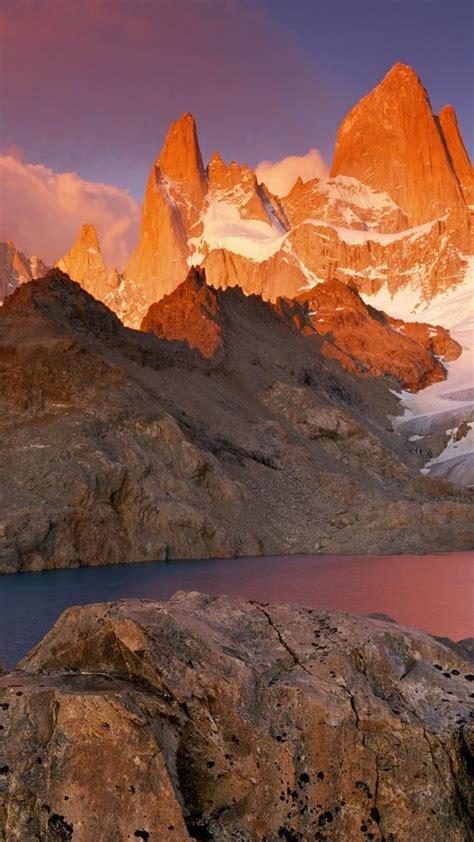 argentina los glaciares national park mount patagonia