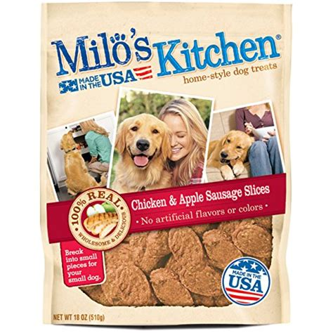 Milo's Kitchen Home Style Dog Treats, 18 Ounce Chicken