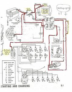 1971 Ford Alternator Wiring Diagram