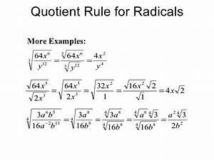 Worksheets. Product Rule And Quotient Rule Exponents ...