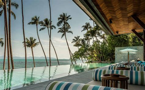 Four Seasons Resort Koh Samui Hotel Review, Thailand