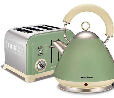 Kettle Kitchen Uk by Morphy Richards Accents Kettle And Toaster Set