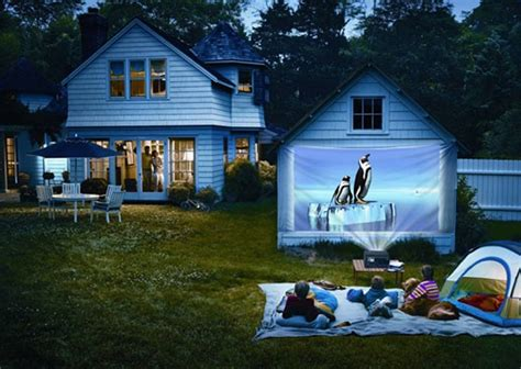 Backyard Home Theater by 20 Most Beautiful Outdoor Home Theater Ideas House