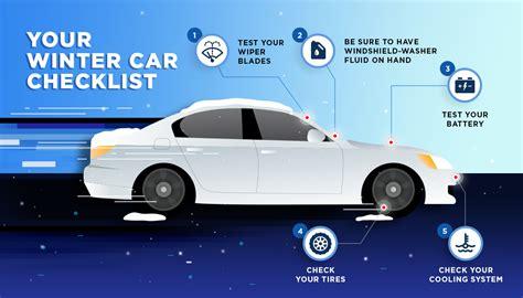 winterize  car  hazardous driving conditions