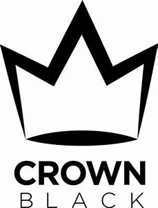 Black And White Crown Logo Pictures to Pin on Pinterest ...