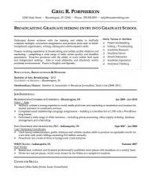 resume for college seniors sle resume for business college student