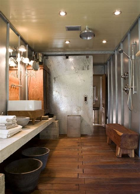 20 Rustic Modern Bathroom Design Ideas Furniture Home
