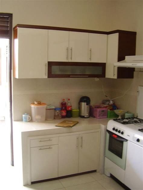 Lemari Tempat Bumbu Dapur jasa pembuatan lemari dapur minimalis murah bandung
