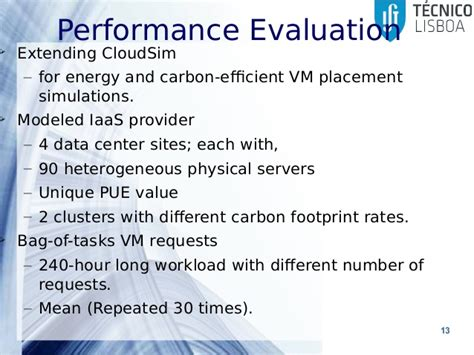 Energy And Carbon Efficient Placement Of Virtual Machines