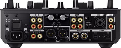 mezcladora pioneer djm  negro   serato dj envio gratis   en mercado libre