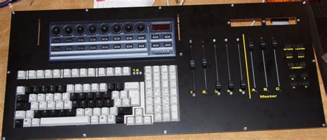 dmx steuerung pc midi rakete dmx controller
