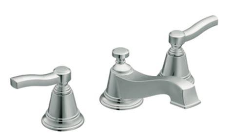 moen ts6205 rothbury two handle low arc bathroom faucet