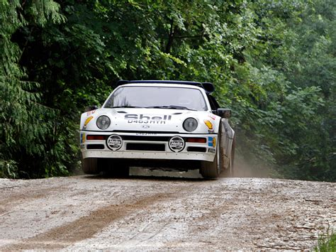 Ford RS200 Group B Rally Car Ford RS200 Group B Rally Car ...