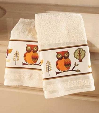 owl bath towel sets 1000 ideas about owl bathroom decor on owl