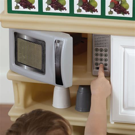 LifeStyle Deluxe Kitchen   Kids Play Kitchen   Step2
