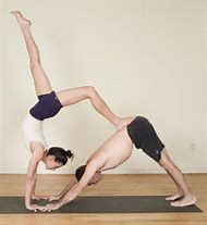 Abc News Easy Beginner Yoga Poses For Two People