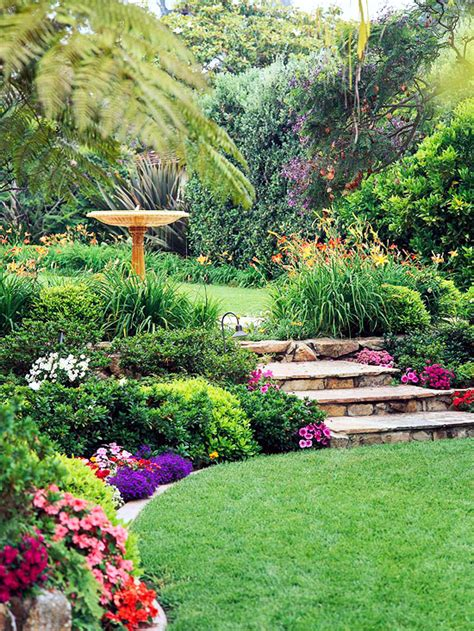 the summer garden make evocative ideas for landscaping