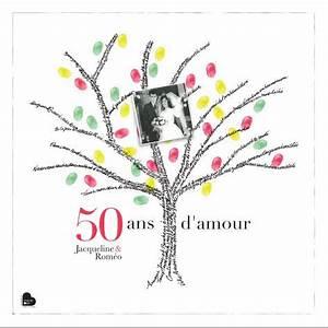 Cadeau 50 Ans De Mariage Parents : les 88 meilleures images du tableau noces d 39 or 50 ans de mariage sur pinterest bougies ~ Melissatoandfro.com Idées de Décoration