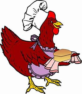 Little Red Hen Free Clipart