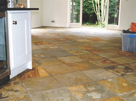 slate flooring kitchen slate kitchen floor in a stylish house 2300