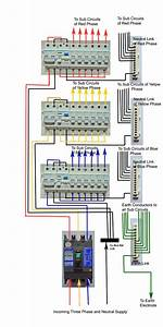 Color Coded Three Phase Wiring Diagram : three phase db wiring with old colour code jemal in 2019 ~ A.2002-acura-tl-radio.info Haus und Dekorationen