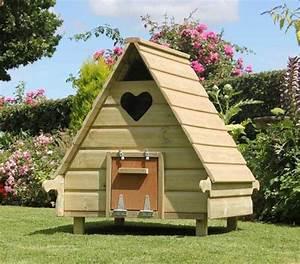 poulailler design 50 photos et conseils pour le choisir With idee deco jardin contemporain 10 choisir une jardin zen miniature pour relaxer