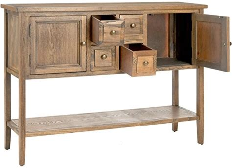 Safavieh American Home Collection by Safavieh American Home Collection Howden Medium Oak